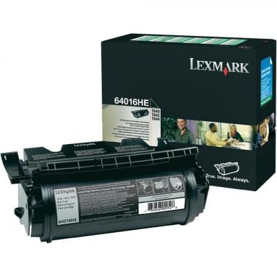 Lexmark 64016HE fekete (black) eredeti toner