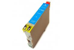 Epson T0552 cián (cyan) kompatibilis tintapatron