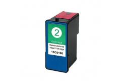 Lexmark 2 18CX190E színes kompatibilis tintapatron