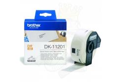 Brother DK-11201, 29mm x 90mm, hőérzékeny papírcímkék