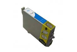 Epson 502XL T02W240 cián (cyan) kompatibilis tintapatron