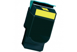 Lexmark C540H1YG sárga (yellow) kompatibilis toner