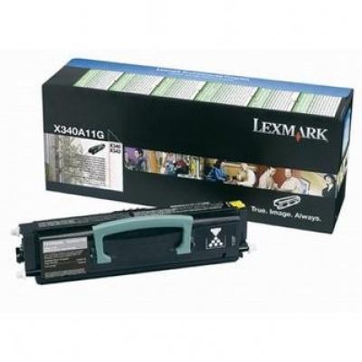 Lexmark X340A11G fekete (black) eredeti toner