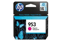 HP 953 F6U13AE bíborvörös (magenta) eredeti tintapatron