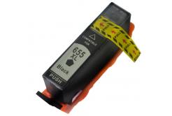 HP 655XL CZ109A fekete (black) kompatibilis tintapatron