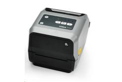 """Zebra ZD620 ZD62043-T2EF00EZ TT címkenyomtató, 4"""" 300 dpi, USB, USB Host, BTLE, Seriál, LAN, cutter"""