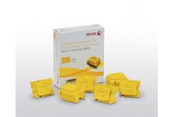 Xerox eredeti tintapatron 108R01024, yellow, 16900 oldal, 6 db, Xerox ColorQube 8900
