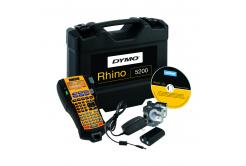 Dymo RHINO 5200 (hordtáska) szalagnyomtató