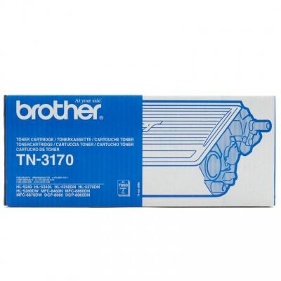 Brother TN-3170 fekete (black) eredeti toner
