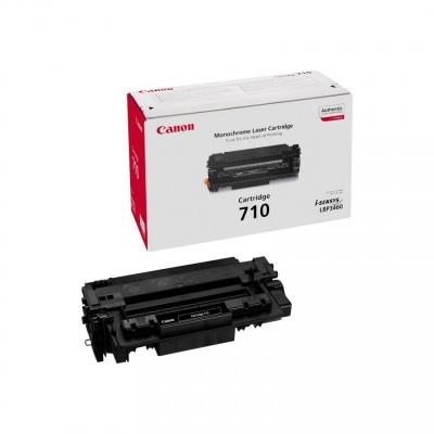 Canon CRG-710 fekete (black) eredeti toner