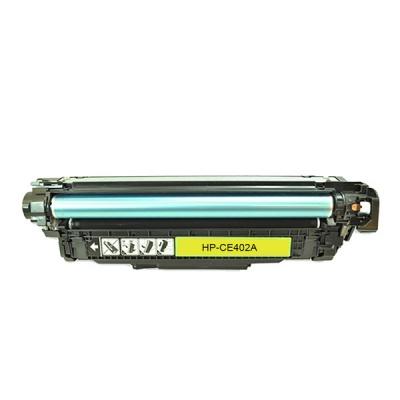 HP 507A CE402A sárga (yellow) kompatibilis toner