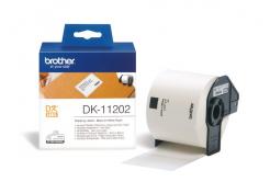 Brother DK-11202, 62mm x 100mm, hőérzékeny papírcímkék