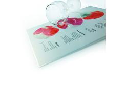 Fólie laminovací, A3, 125mic, transparentní, lesklá, 100ks