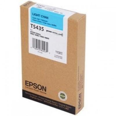 Epson C13T543500 világos cián (light cyan) eredeti tintapatron