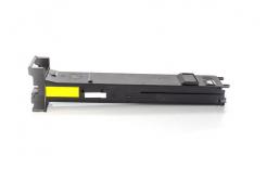 Konica Minolta A0DK252 sárga (yellow) utángyártott toner