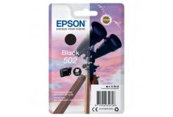 Epson 502 C13T02V14010 fekete (black) eredeti tintapatron
