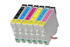 Epson T0487 multipack kompatibilis tintapatron