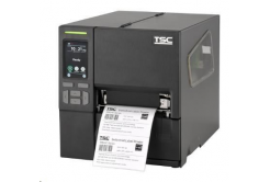 TSC MB340T 99-068A006-0302 címkenyomtató etiket, 12 dots/mm (300 dpi), disp., RTC, EPL, ZPL, ZPLII, DPL, USB, RS232, Ethernet, Wi-Fi