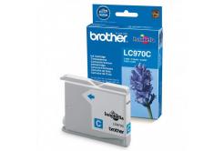 Brother LC-970C cián (cyan) eredeti tintapatron