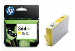 HP 364XL CB325EE sárga (yellow) eredeti tintapatron