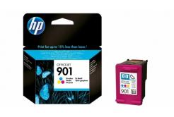 HP 901 CC656AE színes eredeti tintapatron