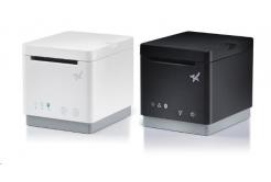 Star mC-Print2 39652190, USB, Ethernet, 8 dots/mm (203 dpi), 58mm, vágó, fekete, thermo nyomtató