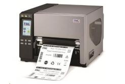TSC TTP-384MT 99-135A001-00LF címkenyomtató etiket, 12 dots/mm (300 dpi), RTC, display, TSPL-EZ, USB, RS232, LPT, Ethernet