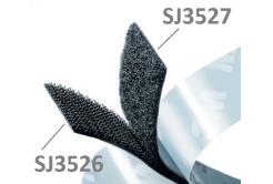 3M Hook & Loop SJ3526 fekete, horgok, 16 mm x 45,7 m