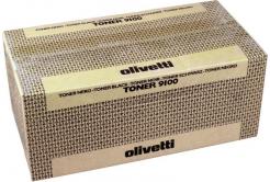 Olivetti B0413 fekete (black) eredeti toner