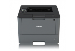 Brother HL-L5200DW laser nyomtató - A4, 40ppm, 1200x1200, 256MB, PCL6, USB 2.0, LAN, WIFI, DUPLEX