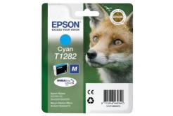 Epson T12824011 cián (cyan) eredeti tintapatron