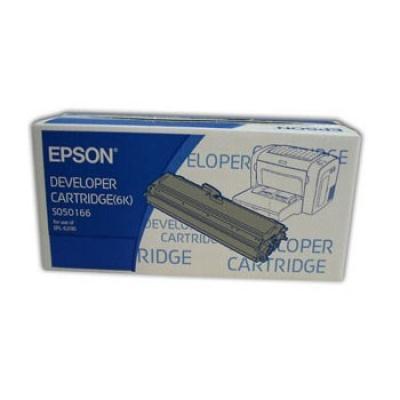 Epson C13S050166 fekete (black) eredeti toner