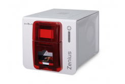 Evolis ZN1H0000RS Zenius Expert, single sided