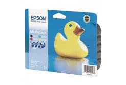 Epson C13T055640AO multipack eredeti tintapatron