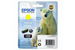Epson T26344010 sárga (yellow) eredeti tintapatron