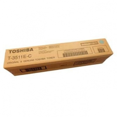 Toshiba T3511E cián (cyan) eredeti toner