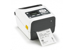 "Zebra ZD620 ZD62H42-T0EF00EZ TT címkenyomtató, 4"" LCD, TT címkenyomtató, 4"" Healthcare, 203 dpi, BTLE, USB, USB Host, RS232 & LAN"