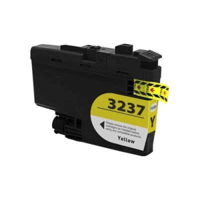 Brother LC-3237 sárga (yellow) kompatibilis tintapatron