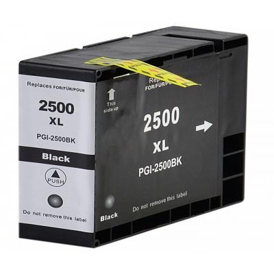 Canon PGI-2500XL fekete (black) kompatibilis tintapatron