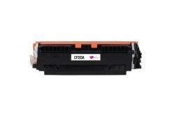 HP 130A CF353A bíborvörös (magenta) kompatibilis toner