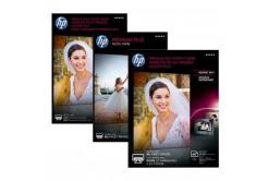 """HP CR677A Premium Plus Glossy Photo Paper, fotópapírok, fényes, fehér, 10x15cm, 4x6"""", 300 g/m2, 25 db"""