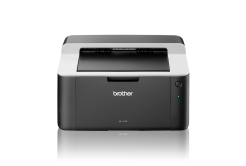 Brother HL-1112E laser nyomtató - A4, 20ppm, 600x600, 1MB, GDI, USB 2.0, fekete