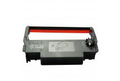 Epson ERC-30, 34, 38 piros-fekete, kompatibilis festékszalag