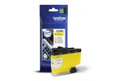 Brother LC-3239XLY sárga (yellow) eredeti tintapatron