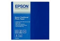 Epson S045050 Traditional Photo Paper, fotópapírok, szatén, fehér, A4, 330 g/m2, 25 db