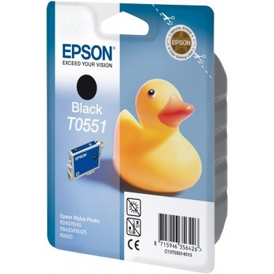 Epson T055140 fekete (black) eredeti tintapatron