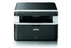 Brother DCP-1512E multifunkciós laser nyomtató - A4, A4 sken, 20ppm, 16MB, 600x600copy, GDI, USB, fekete