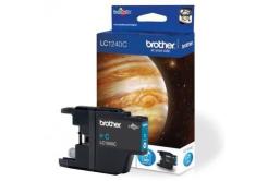 Brother LC-1240BK fekete (black) eredeti tintapatron