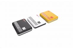 Kodak Printer Mini 3 Plus Retro Yellow