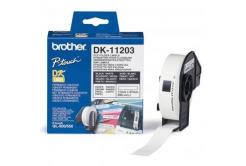 Brother DK-11203, 17mm x 87mm, hőérzékeny papírcímkék